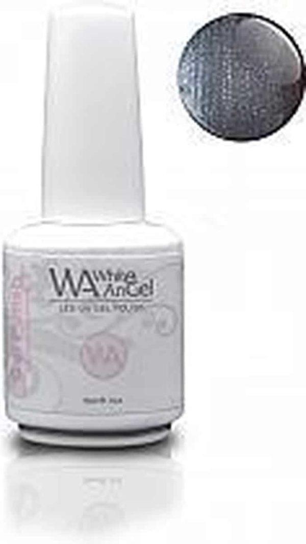 White Angel, Gray Star, gellak 15ml, gelpolish, gel nagellak, shellac