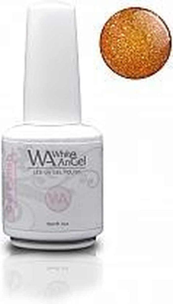 White Angel, Light Copper, gellak 15ml, gelpolish, gel nagellak, shellac