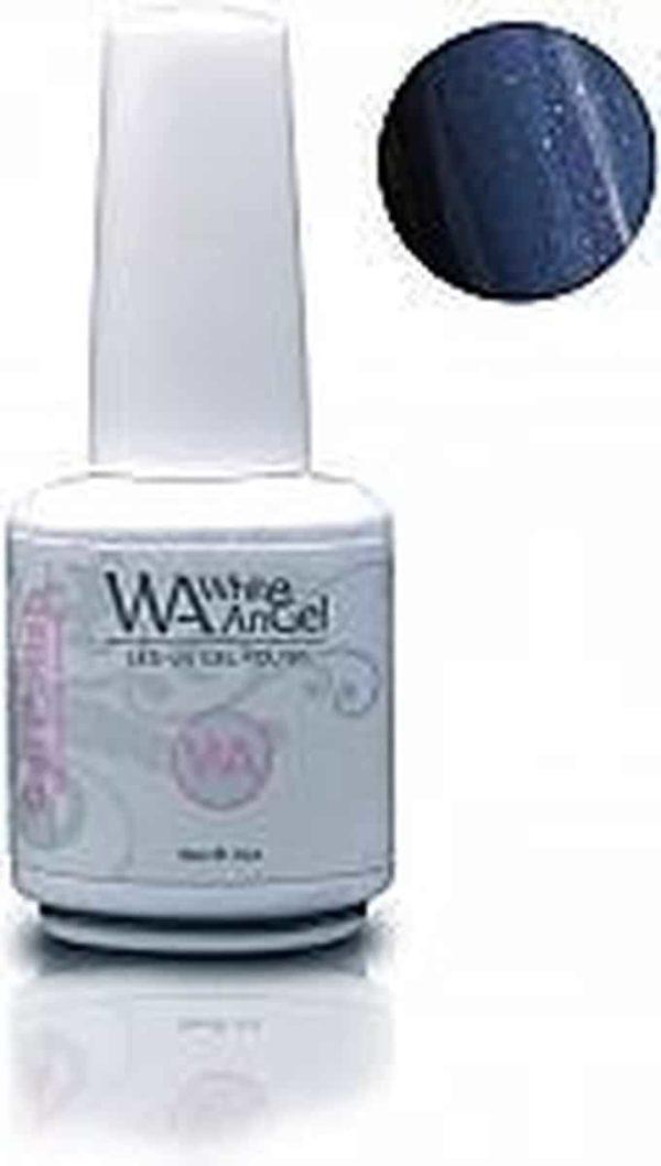 White Angel, Mystic Grey, gellak 15ml, gelpolish, gel nagellak, shellac