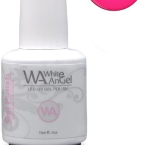 White Angel, Neon Pink, gellak 15ml, gelpolish, gel nagellak, shellac