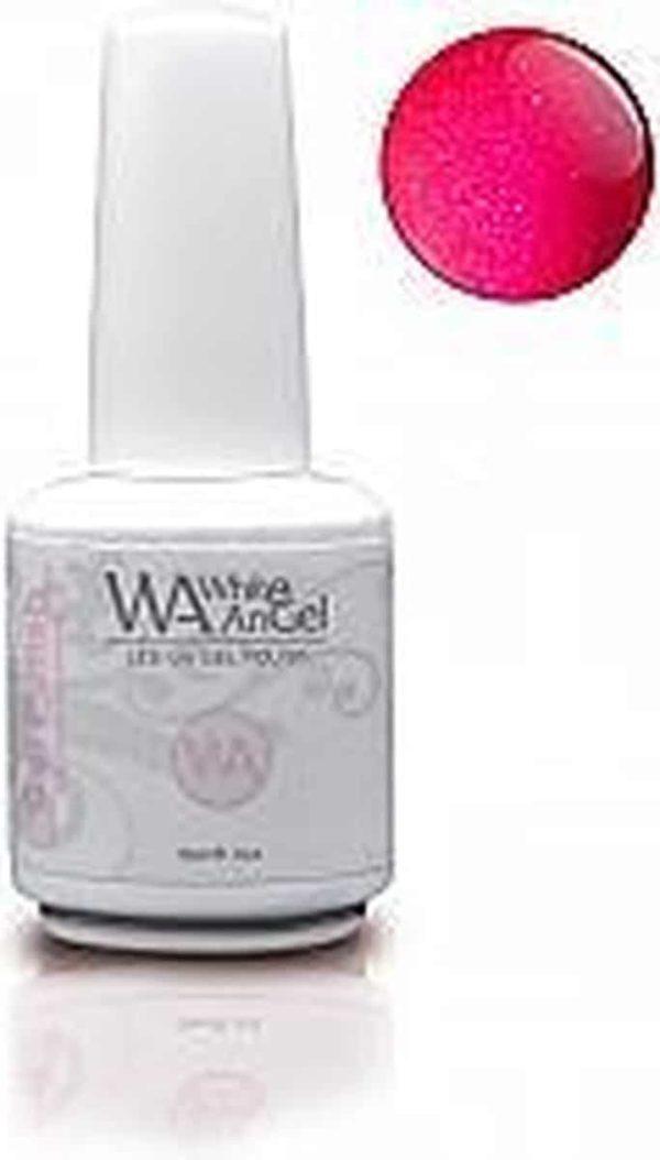 White Angel, Pink Lust, gellak 15ml, gelpolish, gel nagellak, shellac