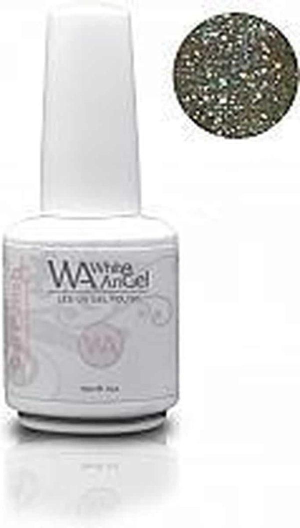 White Angel, Polar Star, gellak 15ml, gelpolish, gel nagellak, shellac