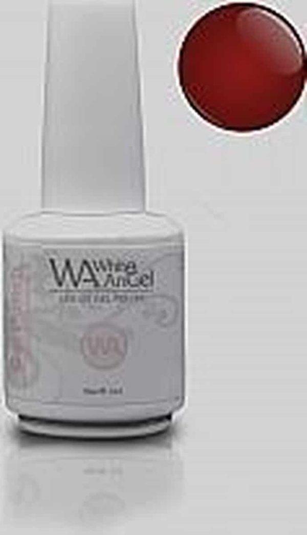 White Angel, Pomegranate, gellak 15ml, gelpolish, gel nagellak, shellac