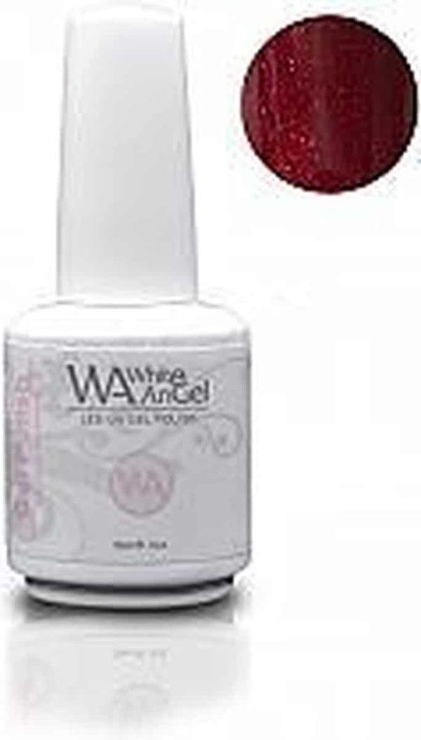 White Angel, Red Fortune, gellak 15ml, gelpolish, gel nagellak, shellac