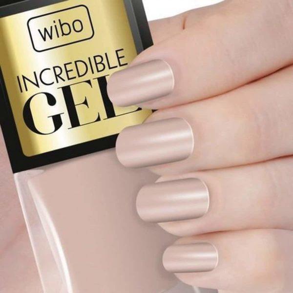 Wibo Incredible Gel Gellak zonder lamp #8