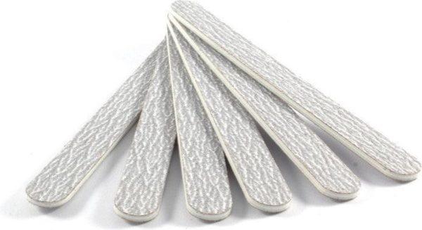 Zebra Vijlen Pak 50 stuks: RECHT 180/240 git Standaard Quality