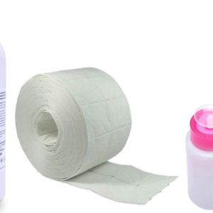 nail cleanser, cleaner voor gellak en gelnagels, celstofdeppers nagels